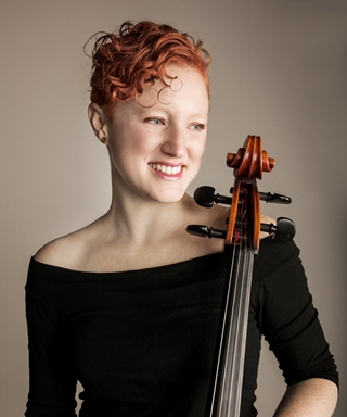 cellist Ann Burden