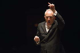 Bramwell Tovey, conductor of the Vancouver Symphony