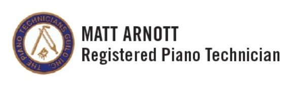 matt arnott, piano technician