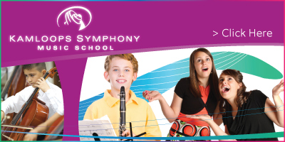 Kamloops Symphony Music School logo