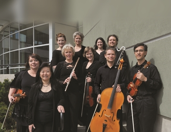 Kamloops Symphony musicians