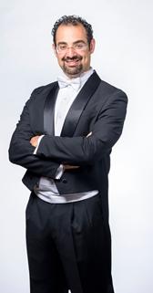 guest conductor Yaniv Attar